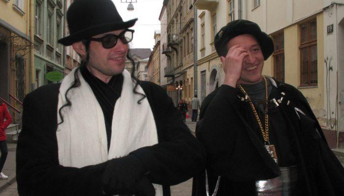 Театрализованная и необычная экскурсия по Львову