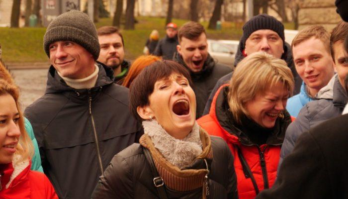 Необычные туры тудой сюдой - актеры гиды во Львове, интересная экскурсия. Купить экскурсию на нашем сайте!