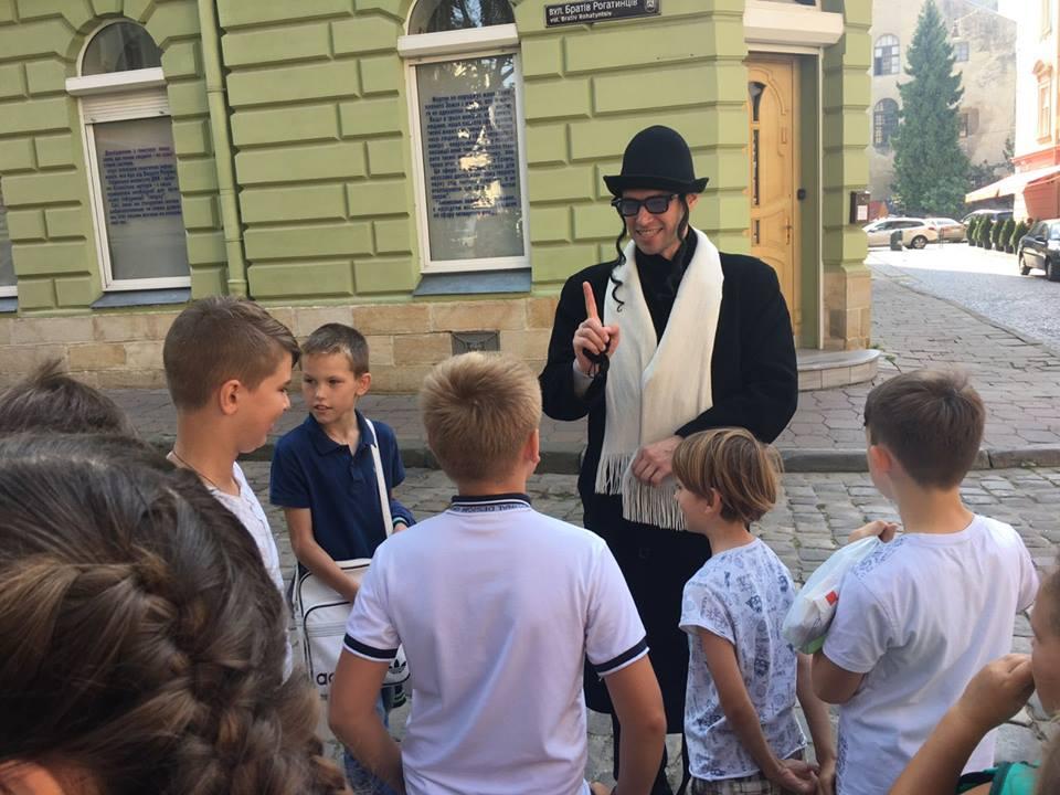 Львов экскурсии для детей