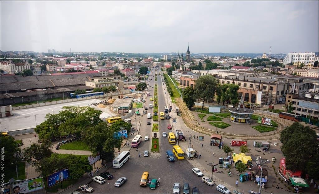 Экскурсии по Львову на автобусе! Автобусная экскурсия