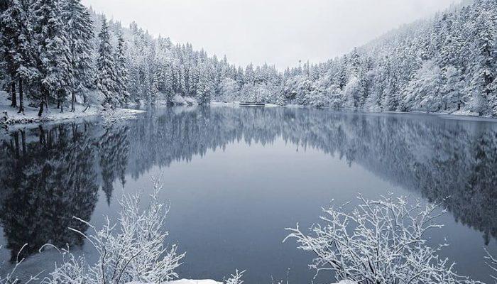 Фото озеро Синевир