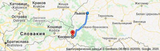 Львов-Косино. Как добраться? Экскурсия в Косино